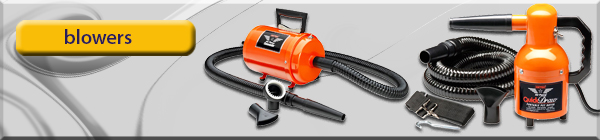 Blowers: Professional Blowers, Pet Dryers and Car Blasters
