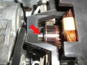 Кирби двигатель сзади
