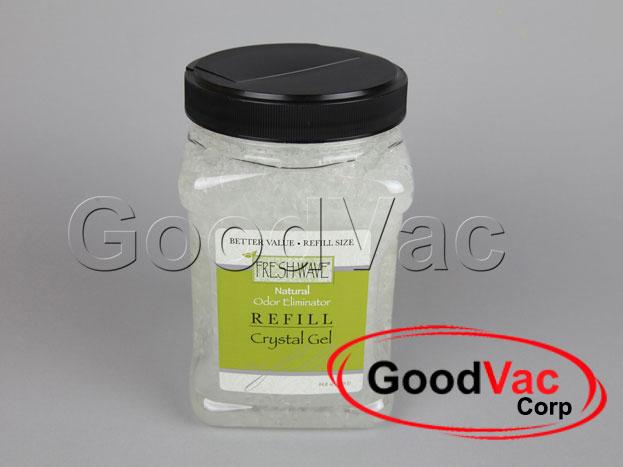 fresh wave 64 oz crystal gel natural odor eliminator smell. Black Bedroom Furniture Sets. Home Design Ideas