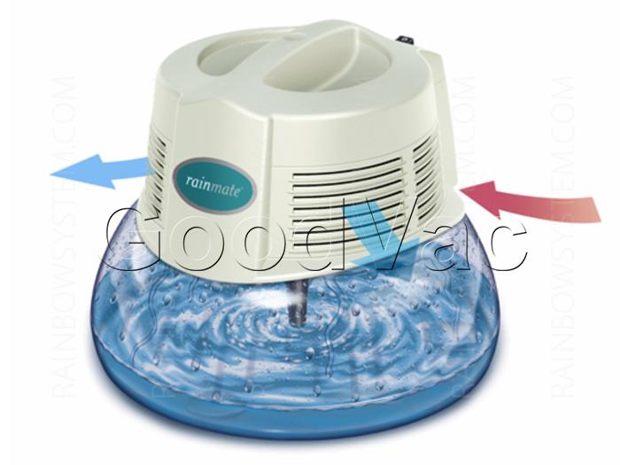 rainbow rainmate air cleaner purifier humidifier fragrance