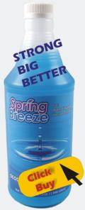 Spring Breeze Deodorizer