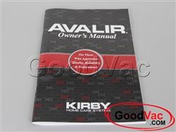 Kirby Avalir Manual