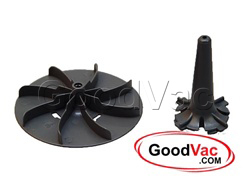 Rainbow Rainmate Fan And Stem