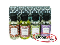 luxury vacuum fragrance set