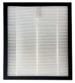 Hepa filter panel