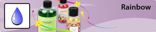 Raxair Rainbow Fragrances